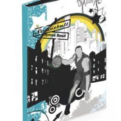 Heftbox A4 Street life