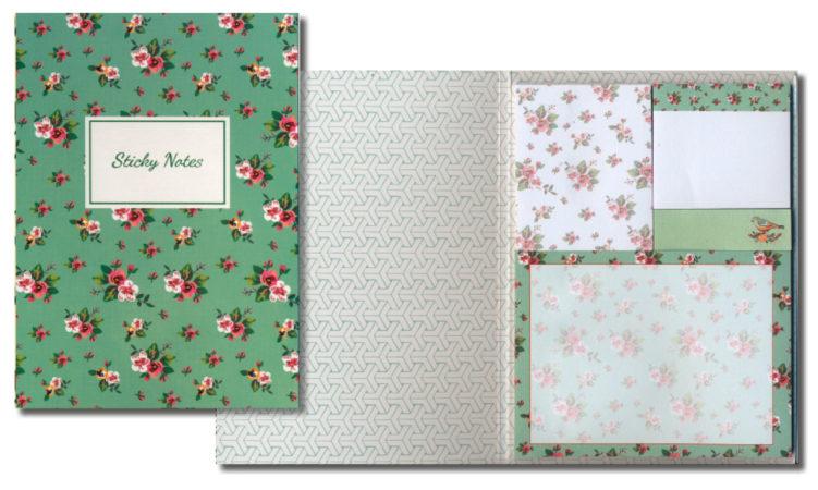 Art.-Nr.: 12-103 Flowers-green