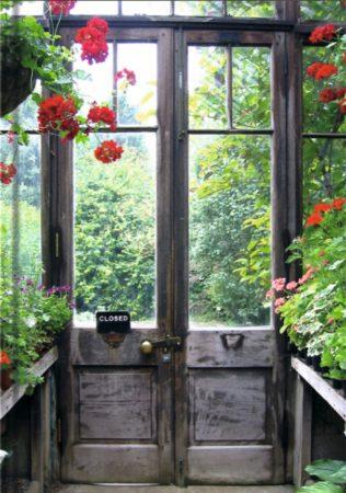 Gartentor - liniert Art.-Nr.: 40352