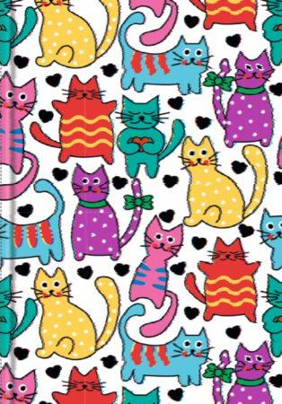 Happy Cats - blanko Art.-Nr.: 41374
