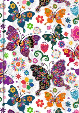 Butterfly - liniert Art.-Nr.: 41377