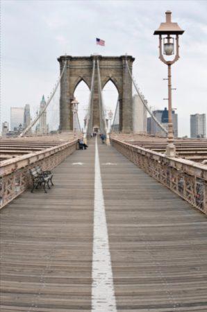 Brooklyn Bridge - blanko Art.-Nr.: 41378